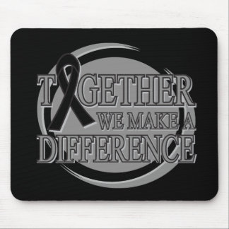 Skin Cancer Together We Make A Difference Mouse Pad
