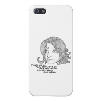 Skin Grafts iPhone 5/5S Covers
