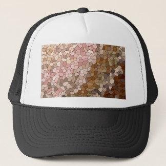 Skin Tone Mosaic Trucker Hat