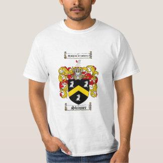 Skinner Family Crest - Skinner Coat of Arms T-Shirt