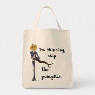Skinny Jack Tote Bag