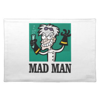 skinny mad man placemat