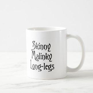 Skinny Malinky Longlegs Coffee Mugs