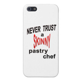 Skinny Pastry Chef Humor Speck Case iPhone 5 Covers