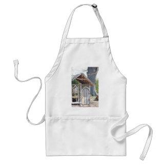 skinny shack adult apron