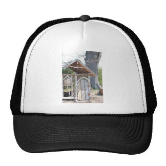 skinny shack hat
