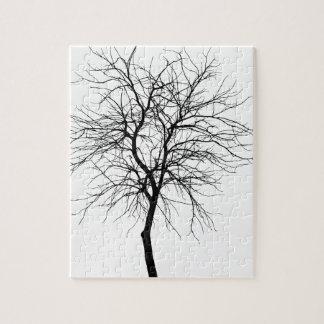 Skinny Tree Jigsaw Puzzle