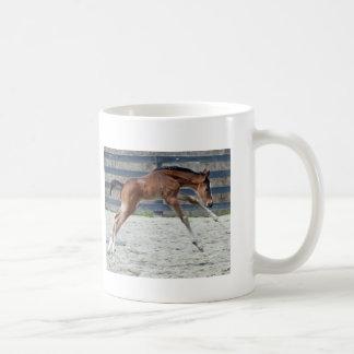 Skip Away Colt Classic White Coffee Mug