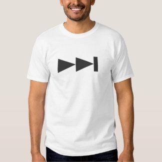 Skip forward t-shirts