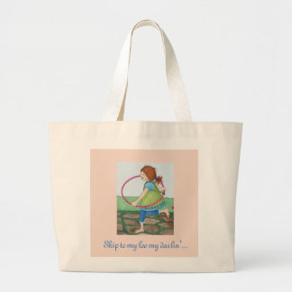 Skip To My Loo Tote Bag