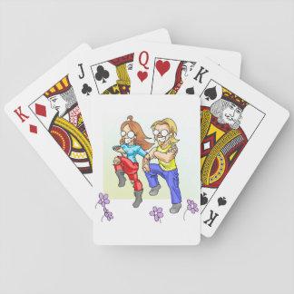 Skip to my Lou Card