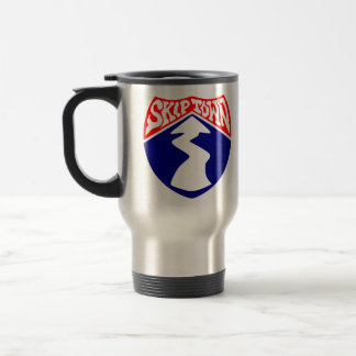 SKIP TOWN Travel Mug
