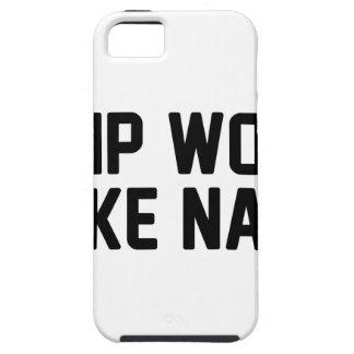 Skip Work Take Naps iPhone 5 Case