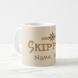 Skipper boat cup