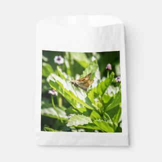 Skipper Butterfly in flight Favour Bags