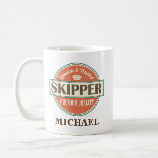 Skipper Personalized Office Mug Gift