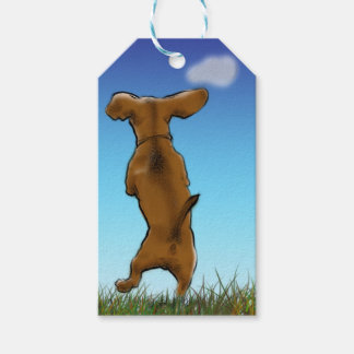 skipping_doxie_color gift tags