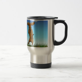 skipping_doxie_color travel mug