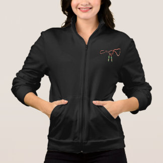 Skipping Rope Womens Jacket