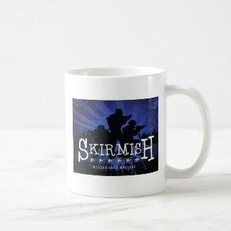 SKIRMISH Blue Troop Logo Coffee Mug