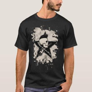 Skirt n roll Skull - bleached T-Shirt