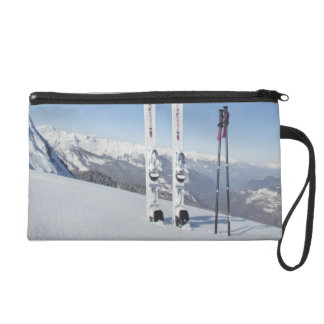 Skis and Ski Poles Wristlets