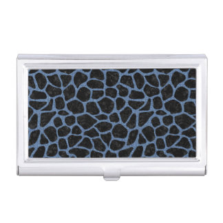 SKN1 BK-MRBL BL-DENM (R) BUSINESS CARD HOLDER