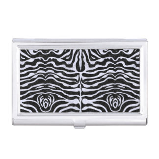 SKN2 BK-WH MARBLE CASE FOR BUSINESS CARDS