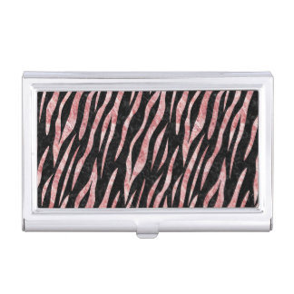 SKN3 BK-RW MARBLE BUSINESS CARD CASES