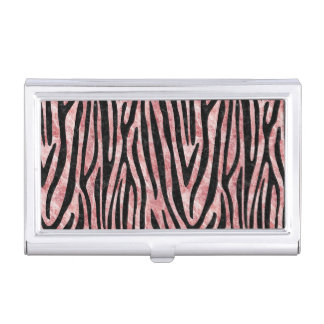 SKN4 BK-RW MARBLE CASE FOR BUSINESS CARDS
