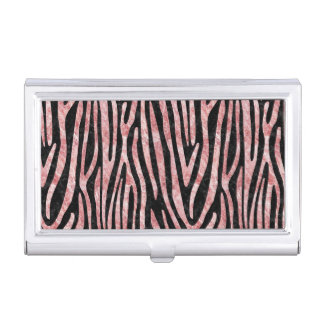 SKN4 BK-RW MARBLE (R) BUSINESS CARD CASES
