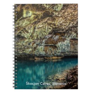 Škocjan Caves Slovenia UNESCO's world heritage Notebooks