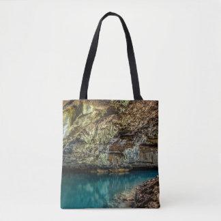 Škocjan Caves Slovenia UNESCO's world heritage Tote Bag