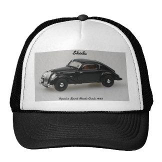 Skoda Popular Sport Monte Carlo 1935 Hat