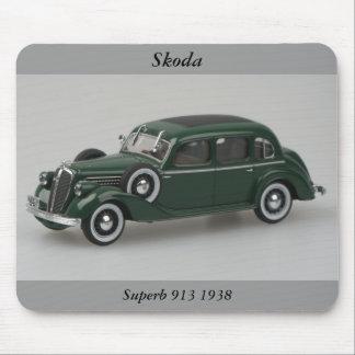 Skoda Superb 913 1938 Mousepad