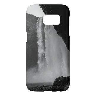 Skogafoss Phone Case|| Customize it!