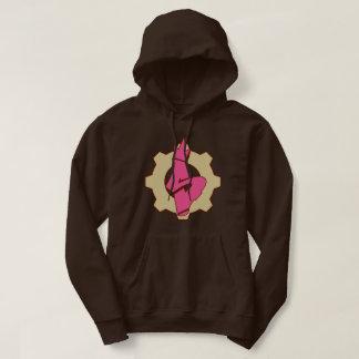 Skratch Makaniks Crew Logo Brownie Hoodie