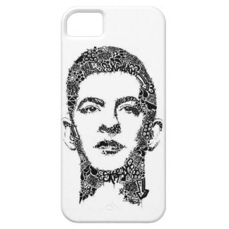 Skream Typeography Iphone 5 case