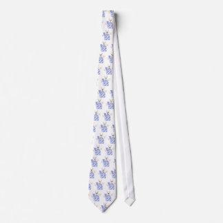 Skrunchkin Rabbit Cotton In Blue Box Custom Ties