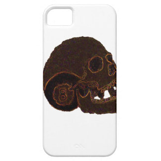 skull2 barely there iPhone 5 case