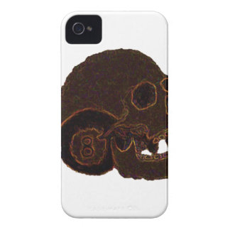 skull2 Case-Mate iPhone 4 cases