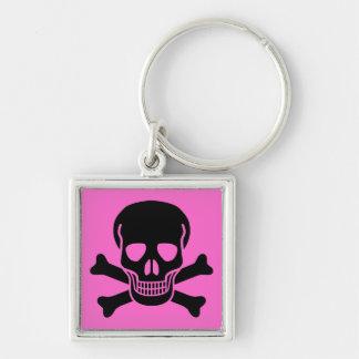 skull 01 key chain