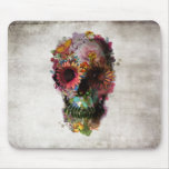 Skull 1 mouse pad