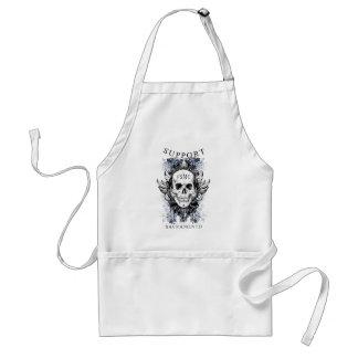skull 1 support standard apron