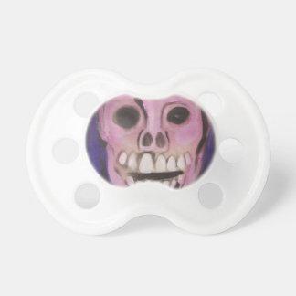 Skull#4 Pacifier