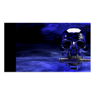 skull-682973 SKULL NUCLEAR WEAPONS WAR DARK CAUSES Pack Of Standard Business Cards