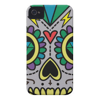 Skull Abstract iPhone 4 Cover