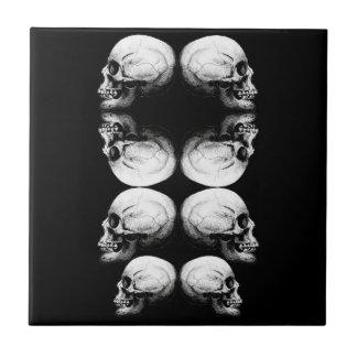 Skull Advanced Profile Dark Protect Ceramic Tile