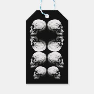 Skull Advanced Profile Dark Protect Gift Tags