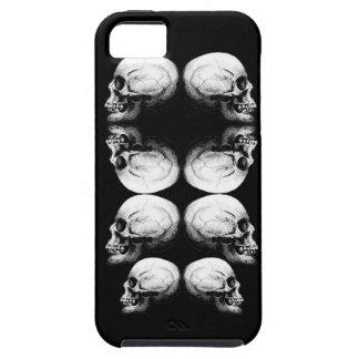 Skull Advanced Profile Dark Protect iPhone 5 Case